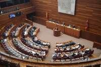 Los grupos parlamentarios de las Cortes de Castilla y León acuerdan establecer enero como