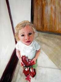 El Espacio Joven de Valladolid inaugura este martes la exposición de retratos 'Con el corazón en la mano'