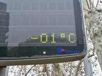 Las temperaturas suben este martes en CyL, que también registrará precipitaciones débiles