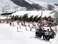 Valdezcaray abre con 6,5 kilómetros esquiables en 11 pistas y calidad de nieve dura-polvo