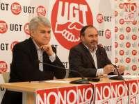 Los sindicatos achacan el paro en C-LM a la falta de desarrollo industrial y de competitividad