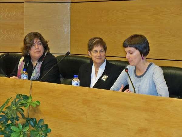 La investigadora y catedrática de Antropología Social Teresa del Valle, Premio Emakunde a la Igualdad