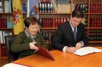 Salidade y la Diputación de Lugo cierran el traspaso de servicios sanitarios con un convenio por 20 millones