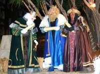 Los Reyes Magos se preparan para visitar la Unidad de Madres de la cárcel de Palma