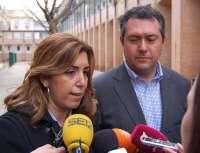 PSOE-A sobre Arenas: