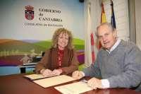 Educación y Ayuntamiento firman un convenio para financiar infraestructuras educativas por valor de 750.000 ?