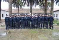 Un total de 40 policías en prácticas refuerzan las plantillas de Santander y Torrelavega