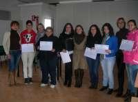 Diputación forma a 11 mujeres como monitoras de turismo activo en Castillejos con el proyecto 'Astarté V'