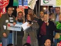 Miles de personas se manifiestan por sexta vez en Murcia contra