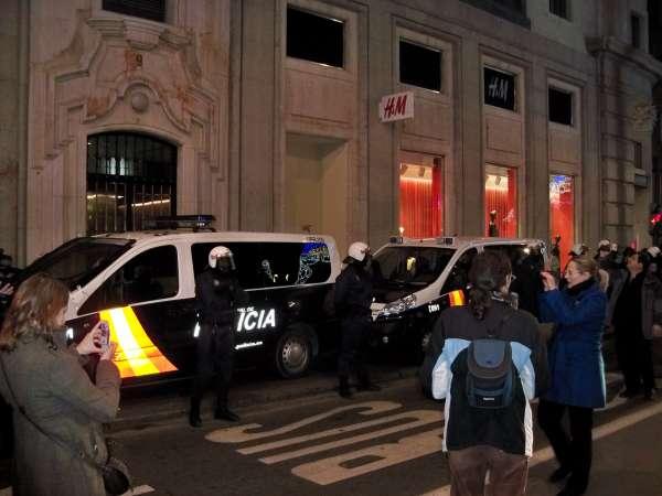 TSJ de Murcia señala para este lunes una vista para decidir el itinerario de la manifestación
