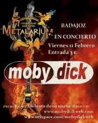 Los grupos Moby Dick y Thirdsphere ofrecen un concierto este viernes en Badajoz