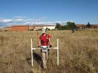Un estudio de la FPH descubre construcciones soterradas al norte de la basílica paleocristiana de Marialba (León)