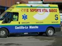 Los trabajadores de ambulancias de C-LM inician este jueves concentraciones por el impago y atrasos en las nóminas