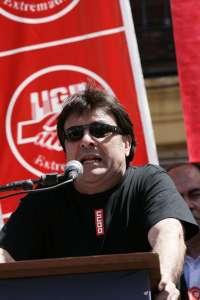 CCOO cree que el alcalde de Los Santos ha lanzado un