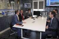 De la Serna comienza con Erzia los contactos con las empresas del sector de la innovación