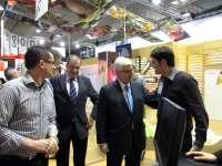 Arguilé resalta en Berlín el dinamismo y la innovación del sector hortofrutícola aragonés