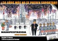 La Coordinadora Anti-Coke de Muskiz (Bizkaia) convoca una manifestación este sábado en contra de Petronor
