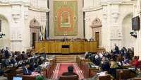 Las irregularidades en los ERE centrará el primer Pleno del Parlamento del año, que se desarrollará la próxima semana