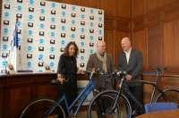 La bicicleta se convertirá en el vehículo oficial de la Candidatura San Sebastián 2016