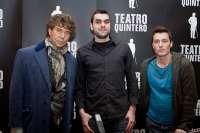 Teatro Quintero acoge desde este jueves 'Pegados', un musical