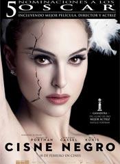 Cisne negro - Cartel