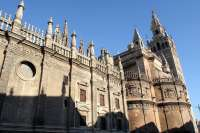 Un libro desvela que el proyecto de Sacristía de Catedral es de Diego de Siloé y no de Riaño ni Gainza