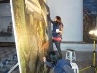 Restauran 18 lienzos de Vicente Carducho y Sánchez Cotán en el Monasterio de La Cartuja