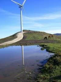 Elaborada una propuesta de zonificación de las áreas de exclusión eólica en Cantabria