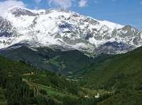 La cota de nieve descenderá el domingo hasta los 500 metros, según las previsiones de la AEMET