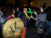 Comienza la acampada reivindicativa de los empleados públicos en Murcia para protestar por los recortes de la Comunidad