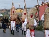 Les Mazcaraes de Valdesoto contarán este año con la participación de Os Boteiros y el Folión, personajes gallegos