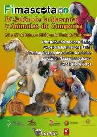 La Feria de Valladolid acoge desde hoy la cuarta edición de Fimascota