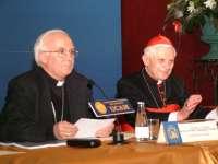 La UCAM celebrará un Congreso Mundial en homenaje a Benedicto XVI que conmemorará los 60 años de sacerdocio del Papa