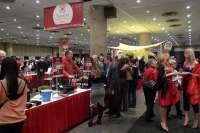 Las bodegas navarras finalizan su semana de promoción en EEUU en la feria del vino más importante de Nueva York