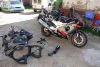 Detenidos 4 miembros de una familia acusados de robar vehículos, desguazarlos y vender las piezas