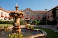 A Quinta da Auga, único gallego nominado en la Gold List 2011 a mejor hotel urbano español según la Condé Nast Traveler