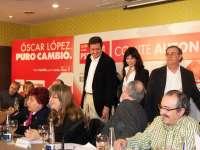 El PSCyL renueva sus listas a las Cortes en un 85,5% en las nueve provincias con respecto a hace cuatro años