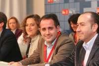 PSPV designa a Ángel Luna y Ana Barceló como cabeza de lista y número dos a las Corts por Alicante