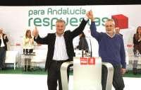 Blanco reta a Arenas a debatir sobre la inversión que hizo en Andalucía el Gobierno de Aznar y la de Zapatero