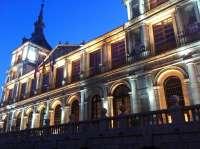 La iluminación artística del Ayuntamiento de Toledo se inaugurará el 2 de marzo