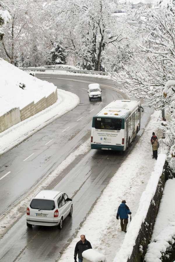 Cantabria estará mañana en alerta naranja por nevadas