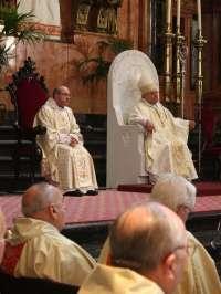 Gómez Sierra se ordena obispo auxiliar y llama a evangelizar frente a