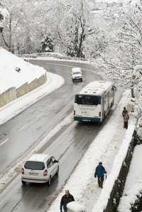 Cantabria está en alerta naranja por nevadas