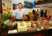Una empresa familiar de El Bierzo lanza al mercadola mayor variedad de productos elaborados castañas