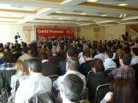Barreda repetirá como cabeza de lista del PSOE a las Cortes regionales por Toledo