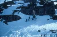 Continúa desaparecido el montañero atrapado por un alud en Sierra Nevada tras una semana de búsqueda