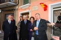 Barreda agradece a Vicente Carranza haber donado a Daimiel (Ciudad Real) parte de su colección de cerámica