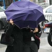 Un total de 23 provincias permanecerán en alerta este lunes por riesgo de fuertes vientos y nevadas