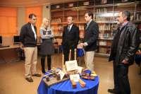 Marcano inaugura la VII Semana Cultural del Colegio La Salle de Santander