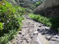 Los Verdes de Las Palmas de Gran Canaria denuncia que los vertidos de Tinoca afectan a la Playa de Las Canteras
